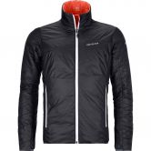 ORTOVOX - Swisswool Piz Boval Jacket Men black raven