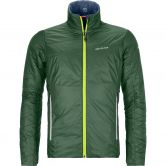 ORTOVOX - Swisswool Piz Boval Jacket Men green forest