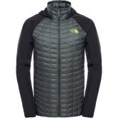 The North Face® - Thermoball Hybrid Hoodie Herren spruce green