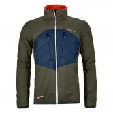 ORTOVOX - Dufour Jacket Men olive