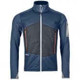 ORTOVOX - Swisswool Piz Roseg Jacke Herren night blue