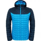 The North Face® - Thermoball™ Hoodie Herren blue aster