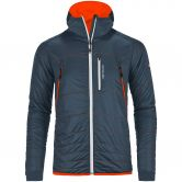 ORTOVOX - Swisswool Piz Boe Jacke Herren night blue