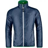 ORTOVOX - Swisswool Piz Boval Jacke Herren night blue blend