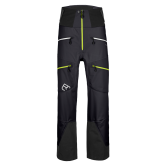 ORTOVOX - 3L Guardian Shell Freeride Pants Men black raven