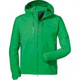 Schöffel - Charleroi 3L Hardshell Jacket Men island green