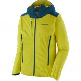 Patagonia - Upstride Skitouring Jacket Men chartreuse