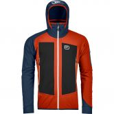 ORTOVOX - Col Becchei Softshell Jacket Men desert orange