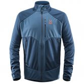 Haglöfs - Multi Softshelljacke Herren blue ink tarn blue