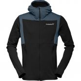 Norrona - Falketind Warm1 Fleece Jacket Men black