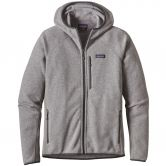 Patagonia - Performance Better Sweater Fleecejacke Herren feather grey