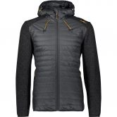 CMP - Hybrid Fleece Jacket Men antracite