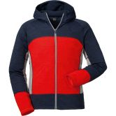 Schöffel - Trentino Fleece Jacket Men red blue