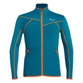 SALEWA - Puez Hybrid PL Fleece Jacket Men malta melange