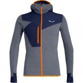 SALEWA - Puez 2 Dry Fleece Jacket Men  navy blazer melange