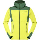 Norrona - Falketind Warm1 Stretch Fleece Jacket Men sulphur spring