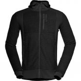 Norrona - lofoten Alpha120 Fleece Jacket Men caviar
