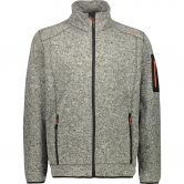 CMP - Fleece Jacket Men oil green