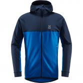 Haglöfs - Lithe Fleece Jacket Men storm blue tarn blue