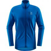 Haglöfs - L.I.M Mid Fleece Jacket Men storm blue