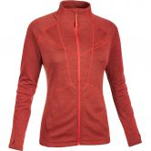 SALEWA - Balest Full Zip Damen Fleecejacke indio