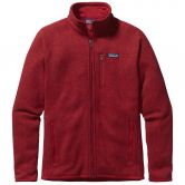 Patagonia - Better Sweater Fleecejacke Herren classic red