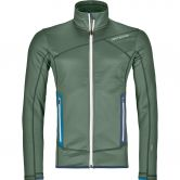 ORTOVOX - Fleece Jacket Men green forest