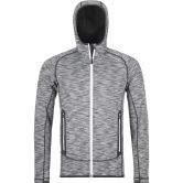 ORTOVOX - Fleece Space Dyed Fleecejacke Herren grey blend