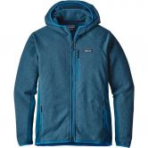 Patagonia - Performance Better Sweater Fleece Hoody Herren blue