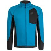 Montura - Stretch Pile Element Fleece Jacket Men blue