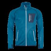 ORTOVOX - Fleece Jacket Men blue sea