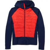 Marmot - Variant Hybrid Hoody Insulating Jacket Men arctic navy victory red