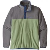 Patagonia - Micro D Snap-T Pullover Herren matcha green