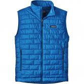 Patagonia - Nano Puff Weste Herren andes blue