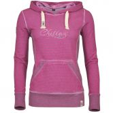 Chillaz - Gia Hoody Alps Logo Damen berry washed
