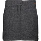CMP - Wool Skirt Women antracite