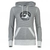 Chillaz - Gia Hoody Calling Damen anthrazit stripe