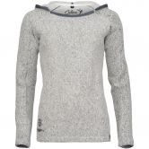 Chillaz - Bergamo Ornament Hoody Damen grey melange