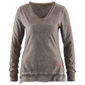 Red Chili - Lotis Longsleeve Damen mud