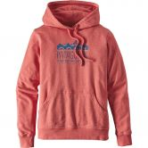 Patagonia - Femme Fitz Roy Lightweight Hoody Damen coral