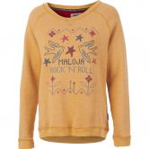 Maloja - LlaoM. Sweat Shirt Damen mustard