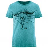 Red Chili - Erbse Crack T-Shirt Herren river
