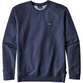 Patagonia - Label Crew Sweatshirt Herren navy blue