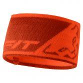 Dynafit - Leopard Logo Headband Unisex dawn