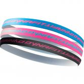 Dynafit - Running Hairband 3 pack fluo mix
