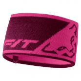 Dynafit - Leopard Logo Headband Unisex silvretta