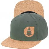 Picture - Narrow Cap army green