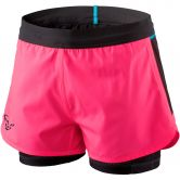 Dynafit - Alpine Pro 2in1 Shorts Damen fluo pink