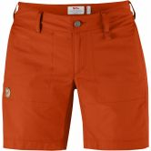 Fjällräven - Abisko Shade Shorts Damen flame orange