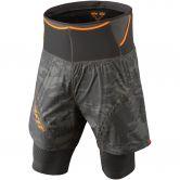 Dynafit - Glockner Ultra 2in1 Shorts Herren magnet camo
